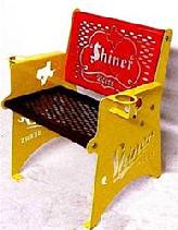 Shiner Metal Chair Great Porch Furniutre $450 FREE SHIPPING!