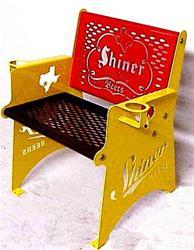 Shiner Metal Chair $450 FREE SHIPPING!