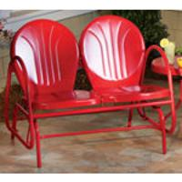 Red Double Glider $199