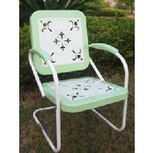 Mint Retro Lawn Chair $150 Free Shipping. 2 Chairs  $279, 4 Chairs  $549
