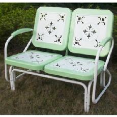 Mint Green New Vintage Glider $235 Free Shipping!
