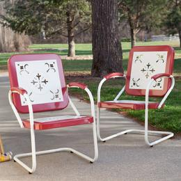 2 Chair Special for $279.  Free Shipping