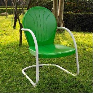 Grass Hopper Green 2 chairs for $169 Free Shipping! Retro Furniture