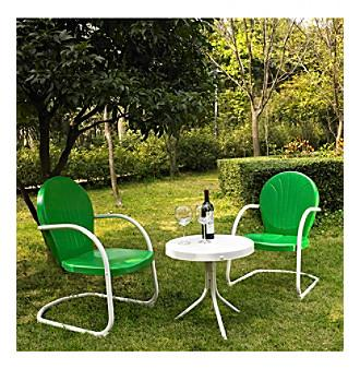 2 Retro Lawn Chairs $169 (table sold separately)