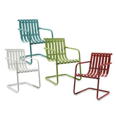 Spring Steel Chairs